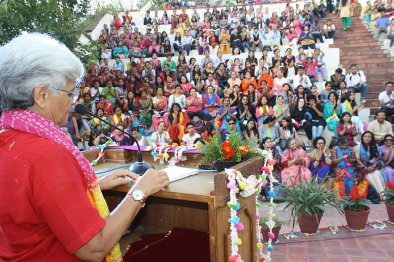 sangat one billion rising